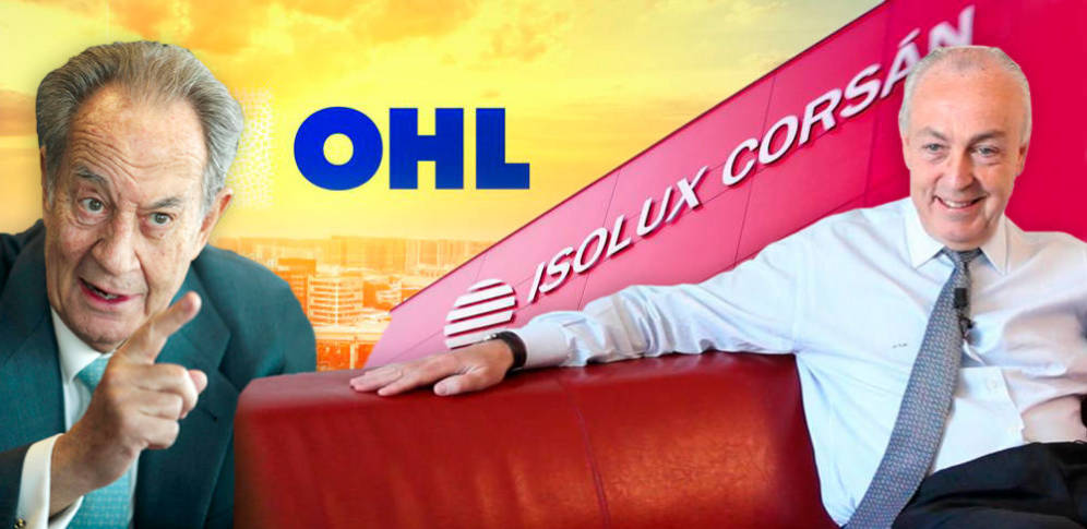 #España: Empresa china sondea inversión en OHL e Isolux