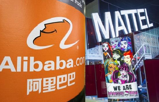 Alibaba y Mattel se unen para diseñar juguetes inteligentes