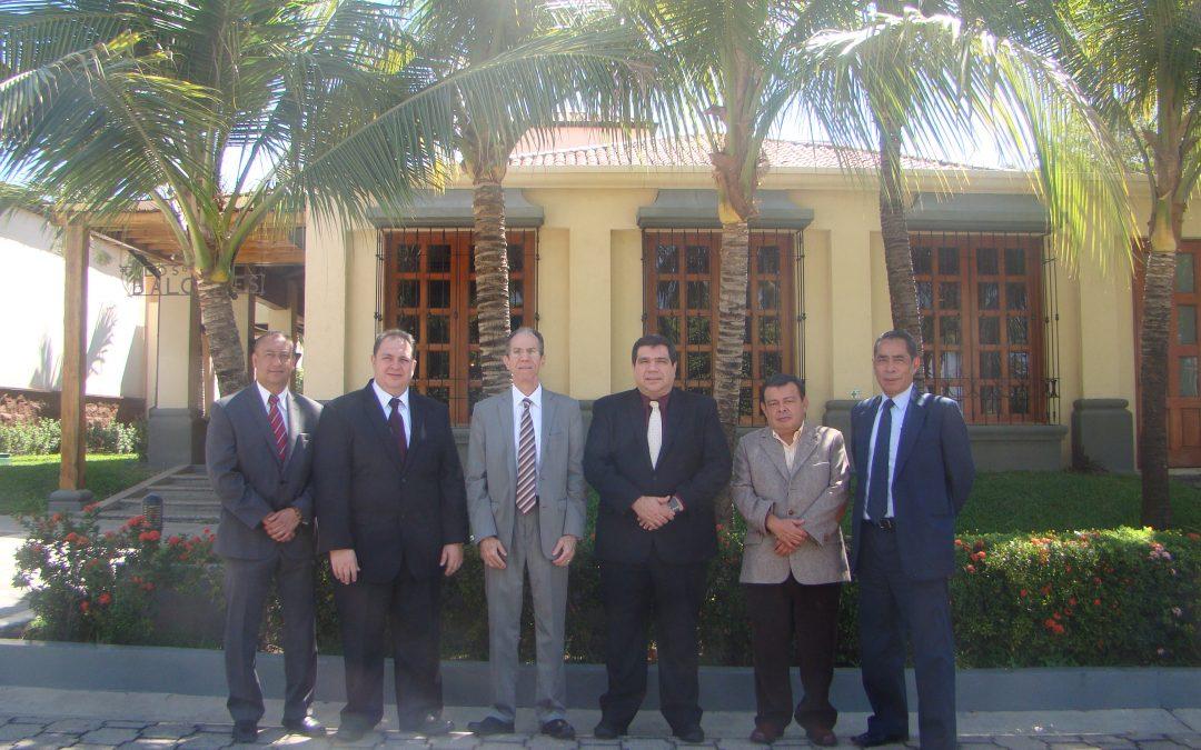 El Salvador traspasa  Presidencia pro témpore de la RECAC