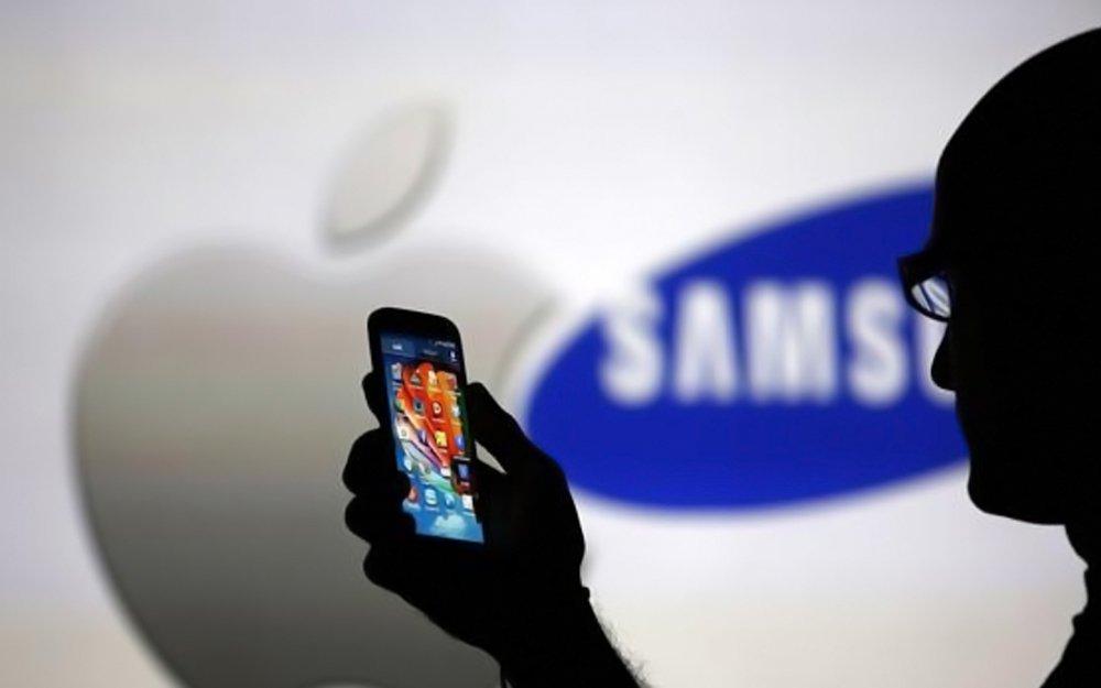 #Competidores: Samsung tendrá que pagar 460 millones de euros a Apple por copiar sus teléfonos. #Internacional