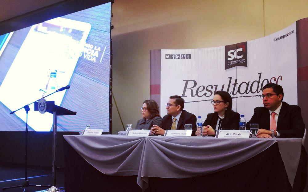 SC rinde cuentas a los salvadoreños