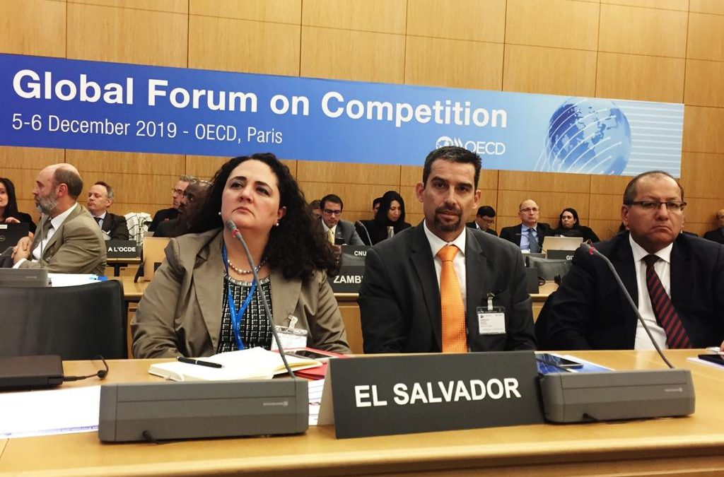 SC invitada por OCDE a Foro Global de la Competencia