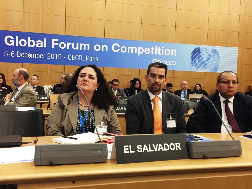 SC invitada por OCDE a Foro Global de la Competencia: Un diálogo de alto nivel sobre competencia