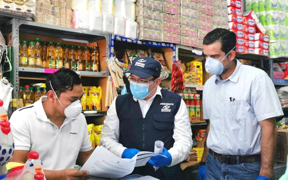 Reforzamos la vigilancia para descartar prácticas anticompetitivas ante la emergencia.
