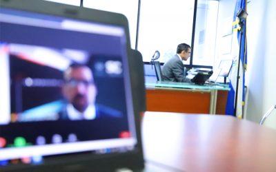El Salvador recibe evaluación positiva en examen Peer Review